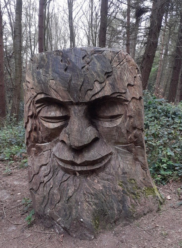 green man Raincliffe